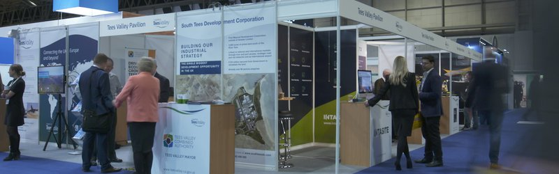 Teesside Well Represented At Multimodal Expo