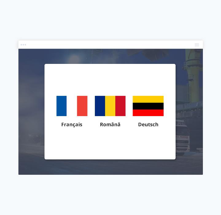 Multilingual ready